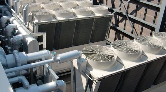 金融系社団法人ビル 空調リノベーション計画