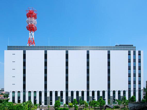 ソフトバンク 新ネットワークセンター