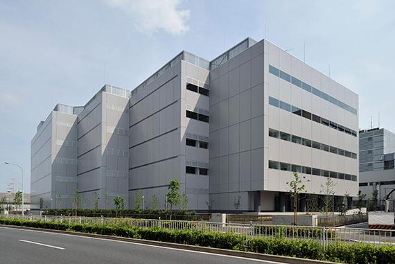 ソフトバンクテレコム データセンター