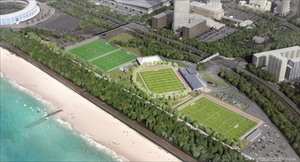 「JFAナショナルフットボールセンター(仮称)」のCM業務を受注