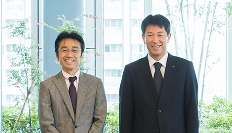 田辺三菱製薬 新本社ビル・加島オフィス棟 後編