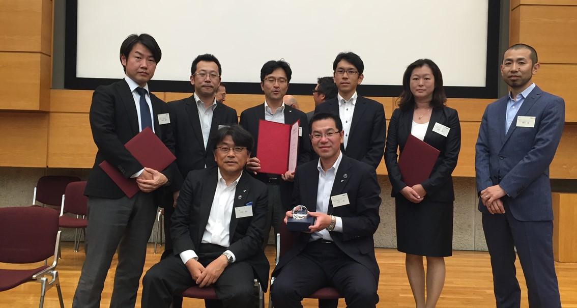 CM選奨2016で当社プロジェクトが最優秀賞を受賞