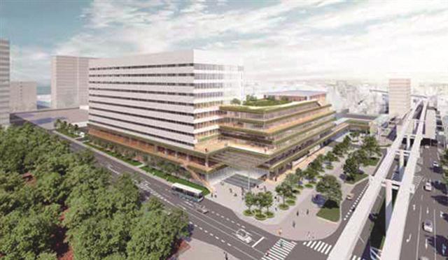 千葉市新庁舎整備事業アドバイザリー業務委託の優先交渉権者に選定