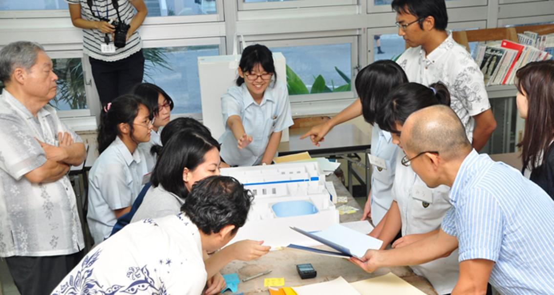 山下PMCプロデュースの昭和薬科大附属高校・中学校PJがグッドデザイン賞を受賞