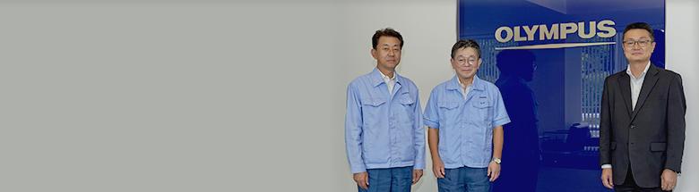 白河オリンパス 白河事業場本館棟(前編)