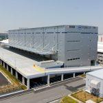 日本自動車ターミナル 京浜トラックターミナル新7号棟