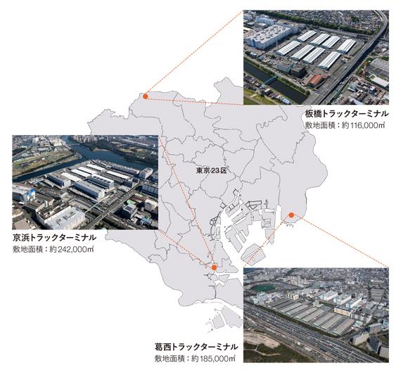 日本自動車ターミナル 再開発実行計画策定支援