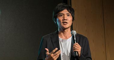 20周年記念講演 チームラボキッズ代表 松本明耐氏