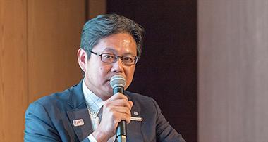 20周年記念パネルディスカッション(2) JTB観光立国マネージャー 山下真輝氏