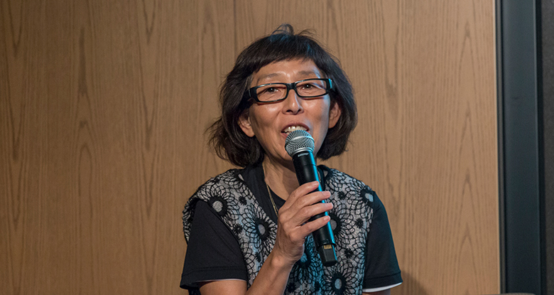 20周年記念パネルディスカッション(3) 建築家 妹島和世氏