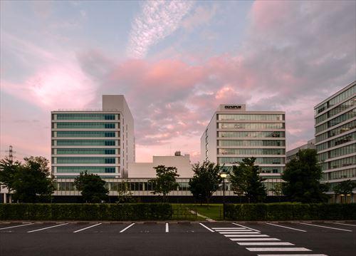オリンパス技術開発センター石川新棟