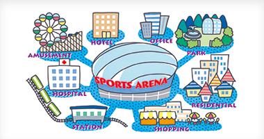 日本でも15兆円規模のスポーツビジネスの可能性 - 人と地域、文化をつなぐ施設をもっと広げよう〈前編〉