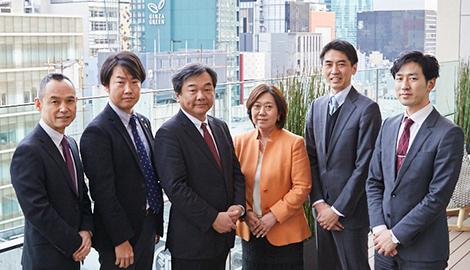 朝日新聞社(1) 中之島フェスティバルタワー(中編)