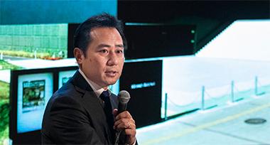 これからのスポーツビジネス(1)クロススポーツマーケティング 中村 考昭氏