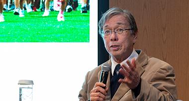 これからのスポーツビジネス(2)バディ企画研究所 鈴木 威氏