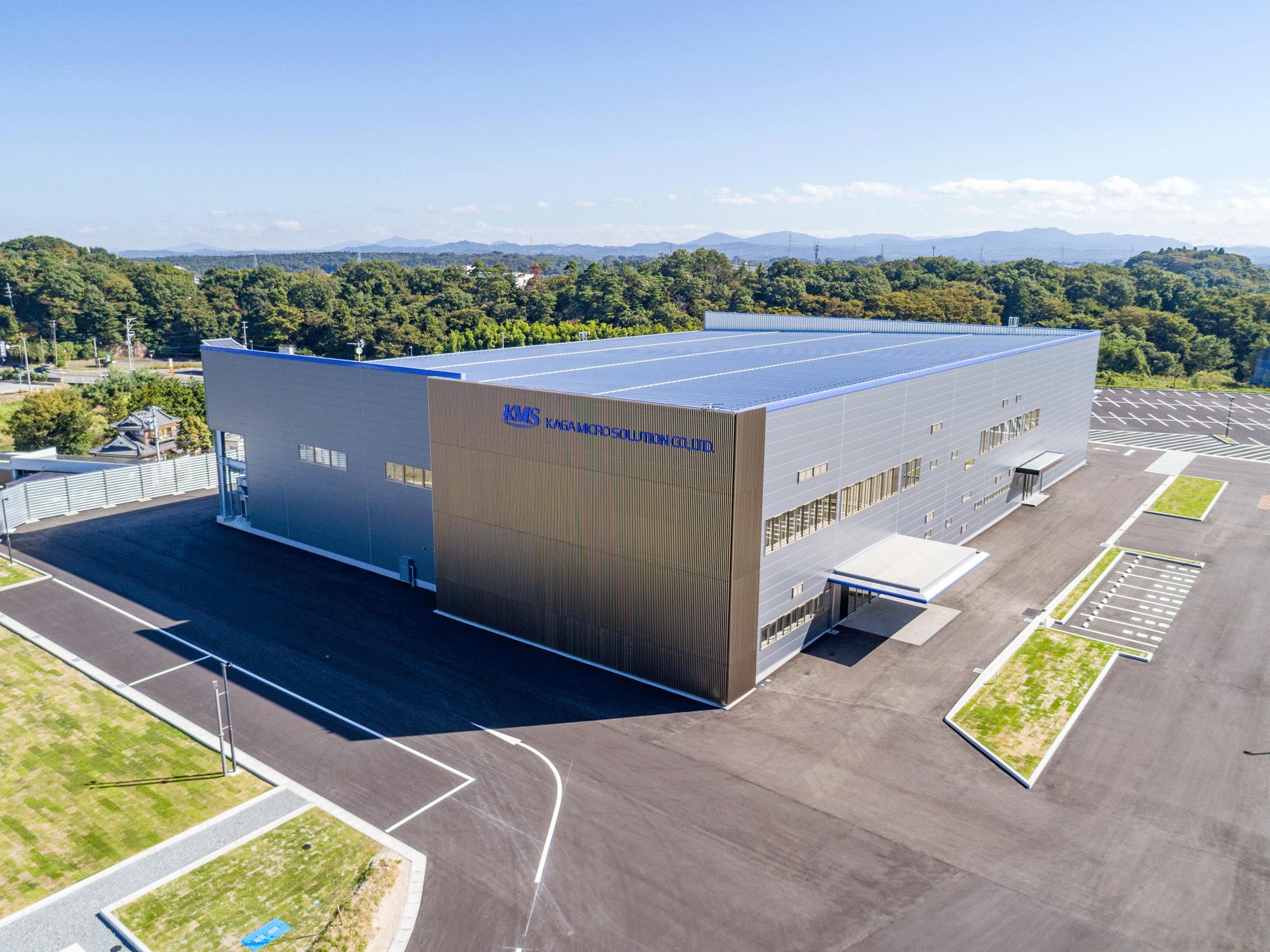 加賀マイクロソリューション 福島事業所
